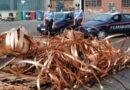 Operazione dei Carabinieri e nove arresti per furti di rame