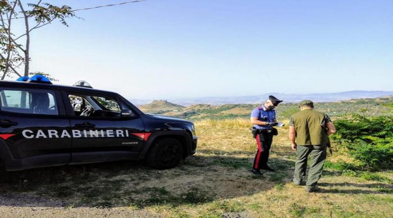 Incidenti caccia: uomo ferito nel Materano, cinque denunce