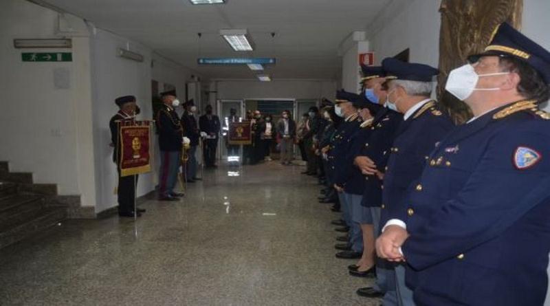 Polizia: a Potenza commemorato l'assistente Rosa